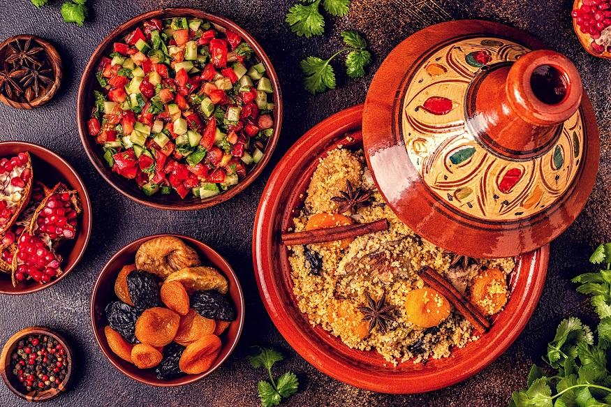cosa fare a marrakech - piatti tipici marocchini