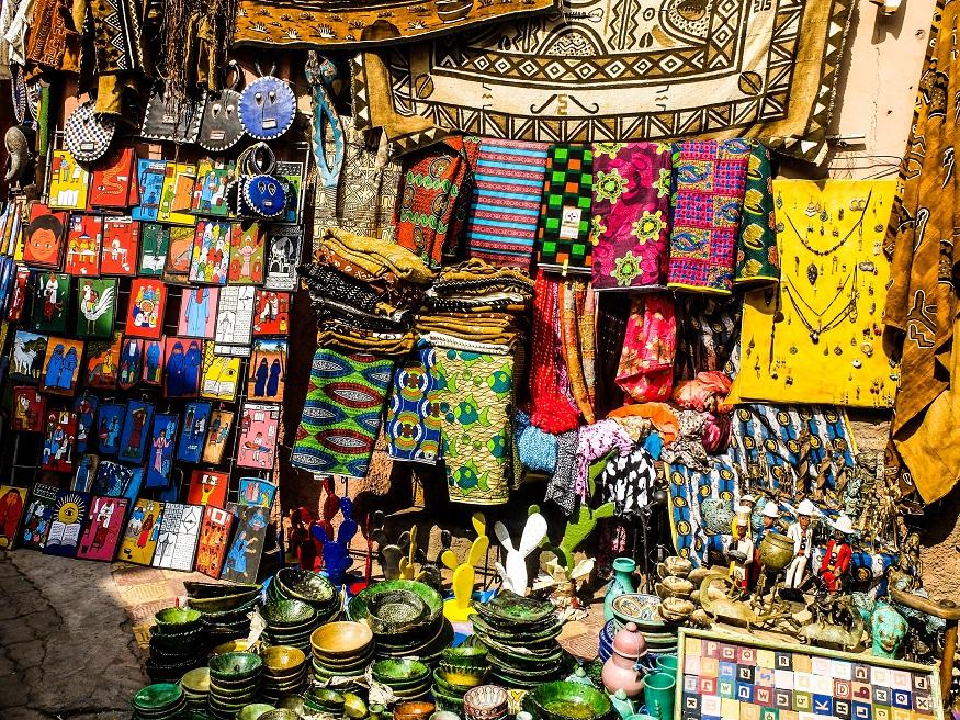 Marrakech cosa vedere - mercato di Marrakech