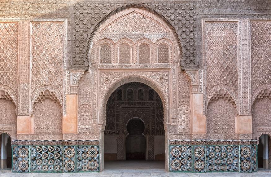 cosa fare a marrakech - Madrasa Ben Youssef