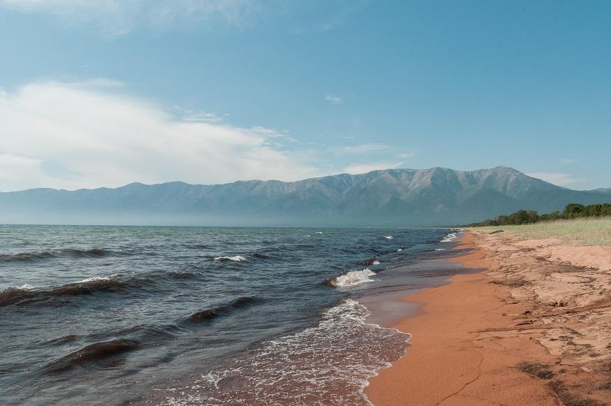 backpacking russia, lake baikal, ust-barguzin, russia