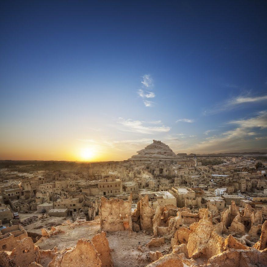 que faire en egypte - Siwa