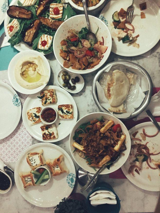 que faire en egypte - plats egyptiens