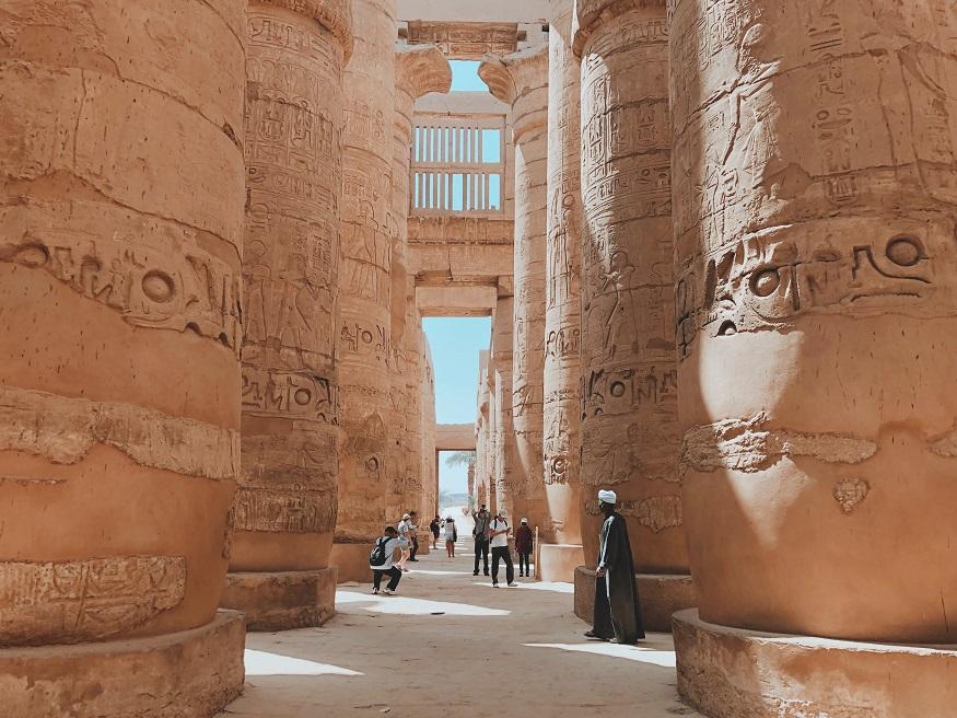 que faire en egypte - Luxor