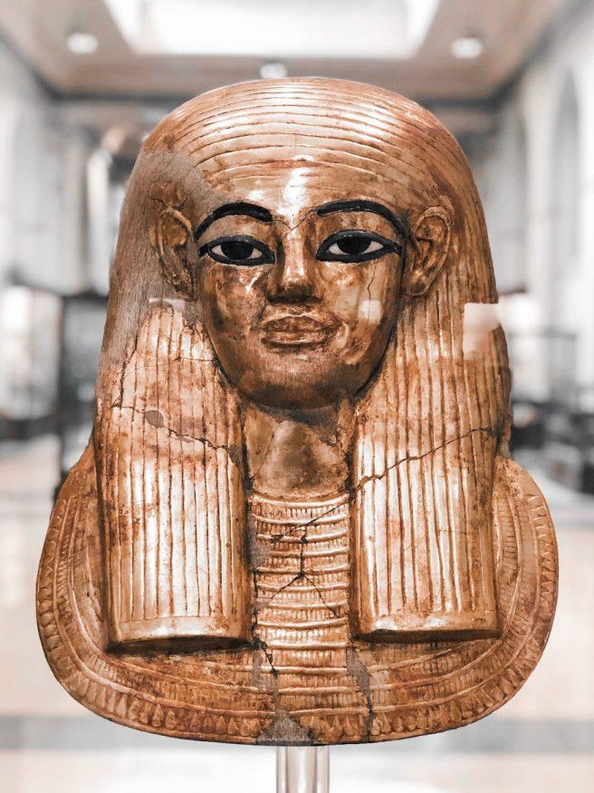 que faire en egypte - buste de toutankhamon