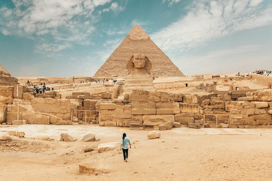 que faire en egypte - sphynx et pyramide