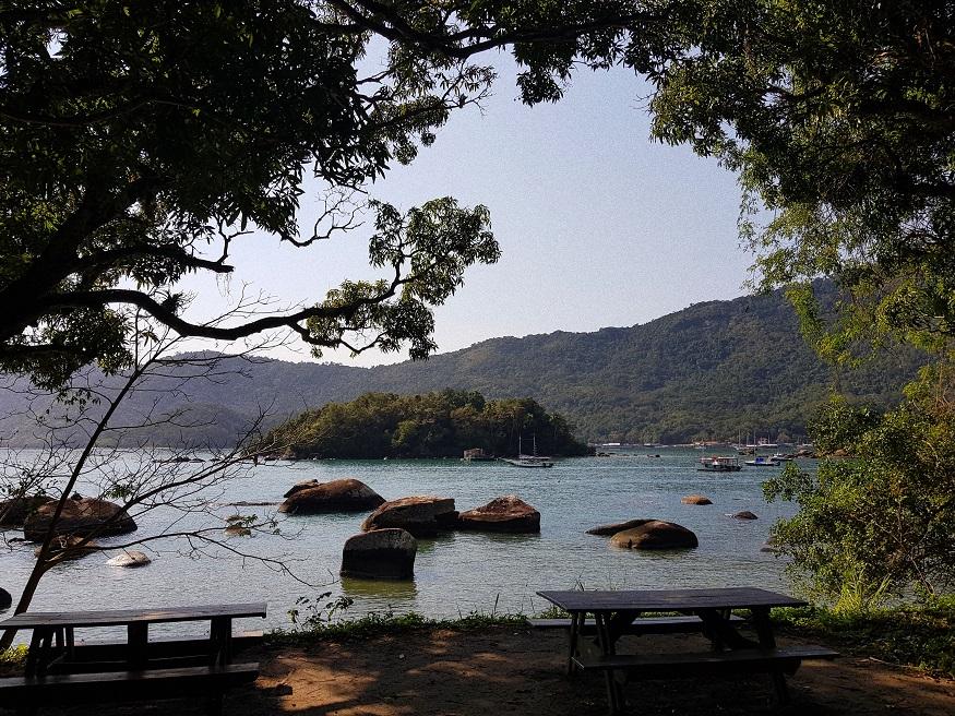 backpacking brazil, Ilha Grande
