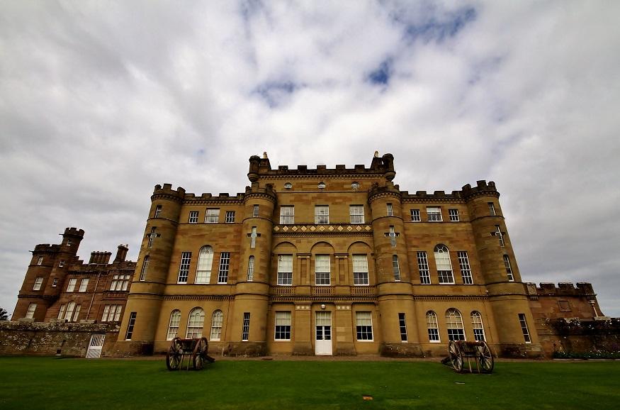 scotland road trip, Culzean Castle