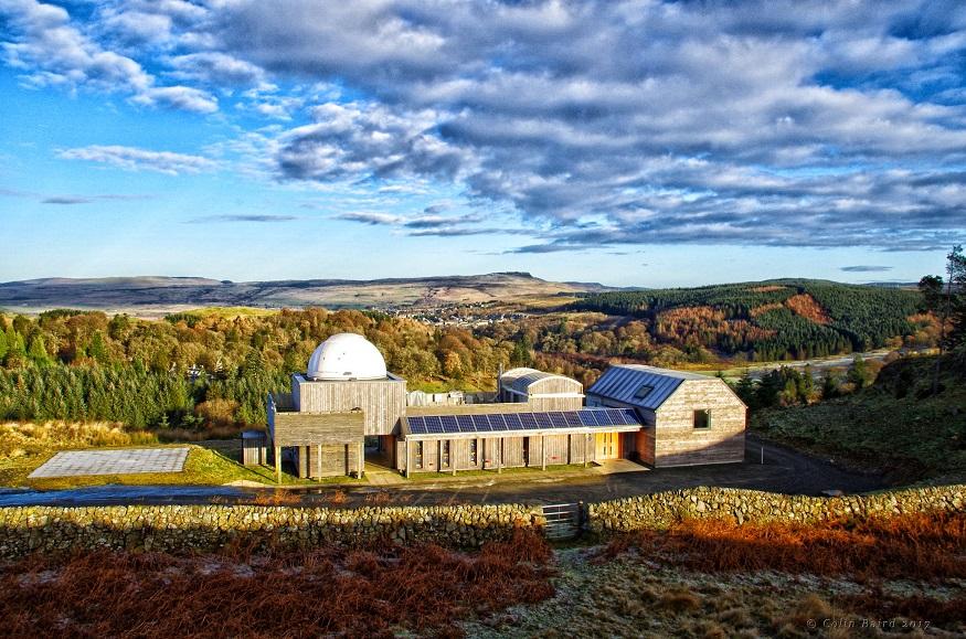 scotland road trip, Scottish Dark Sky Observatory