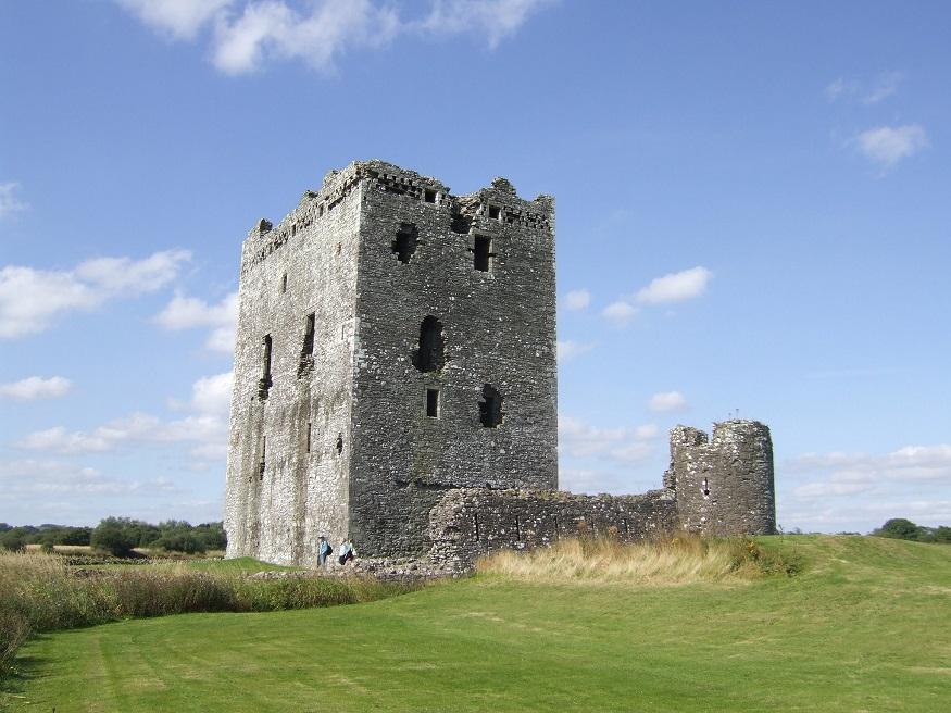 scotland road trip, Threave Castle