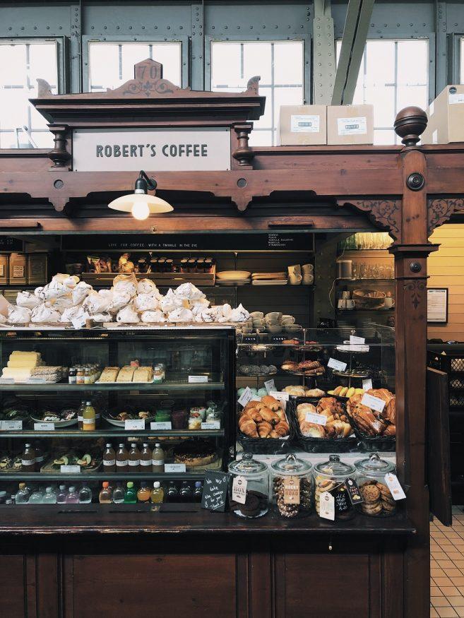 visiter helsinki - boulangerie Robert's Coffee