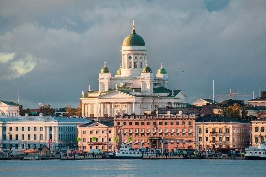 visiter helsinki - cathédrale d'Helsinki