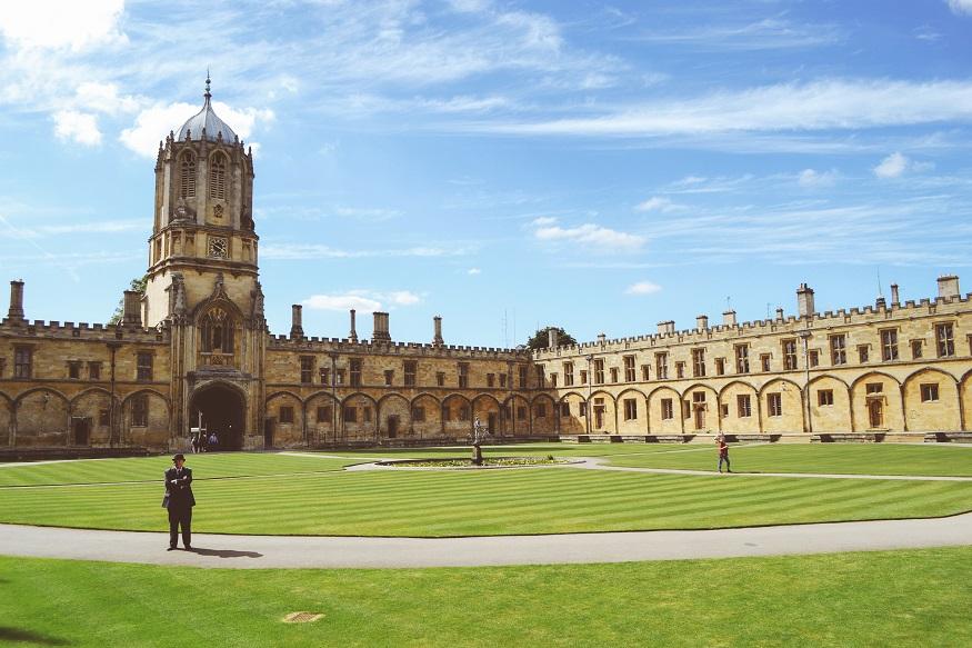 oxford cosa vedere - Università di Oxford