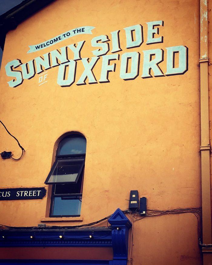 oxford cosa vedere - Sunny Side Oxford