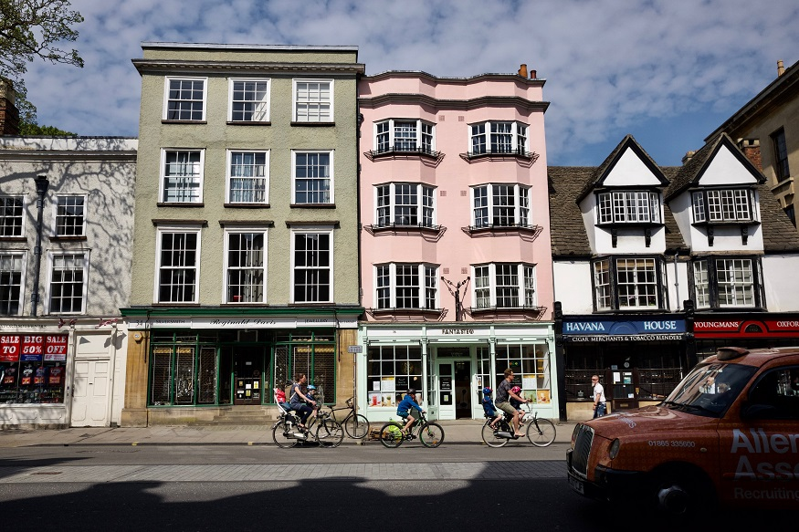 oxford cosa vedere - strada di Oxford