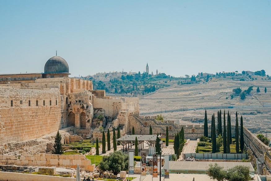 Weihnachten alleine Jerusalem