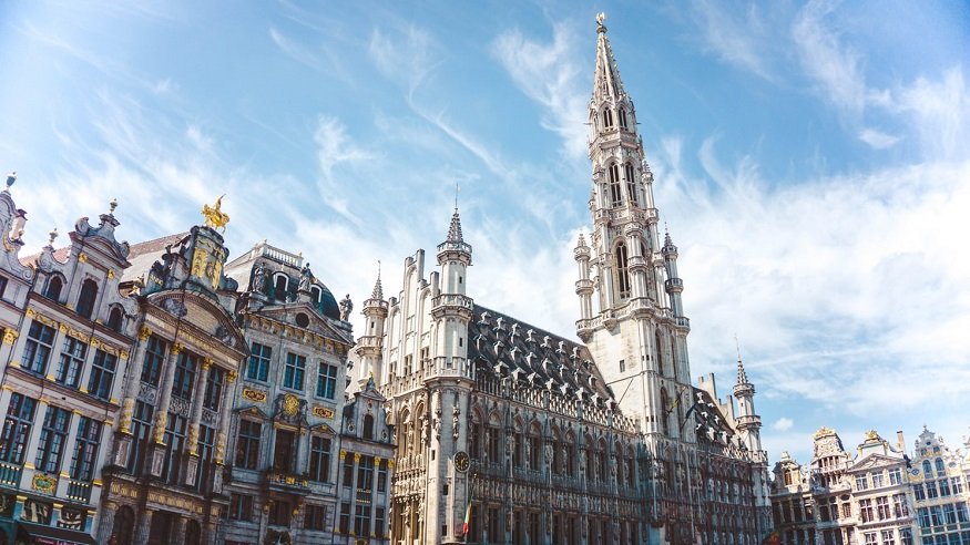 Sehenswürdigkeiten Belgien Brüssel