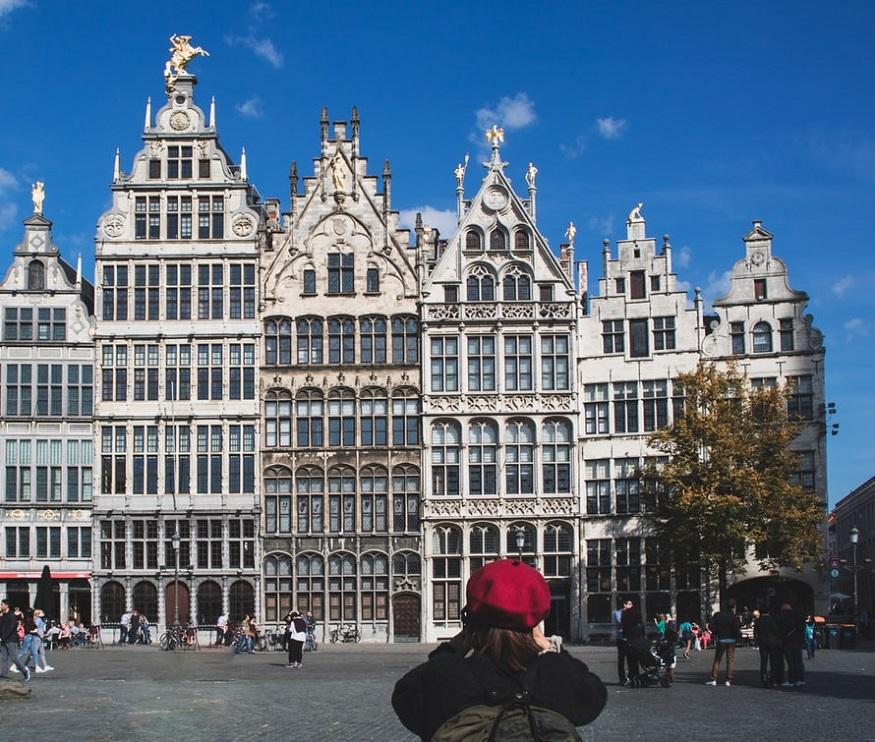 Sehenswürdigkeiten Belgien Antwerpen