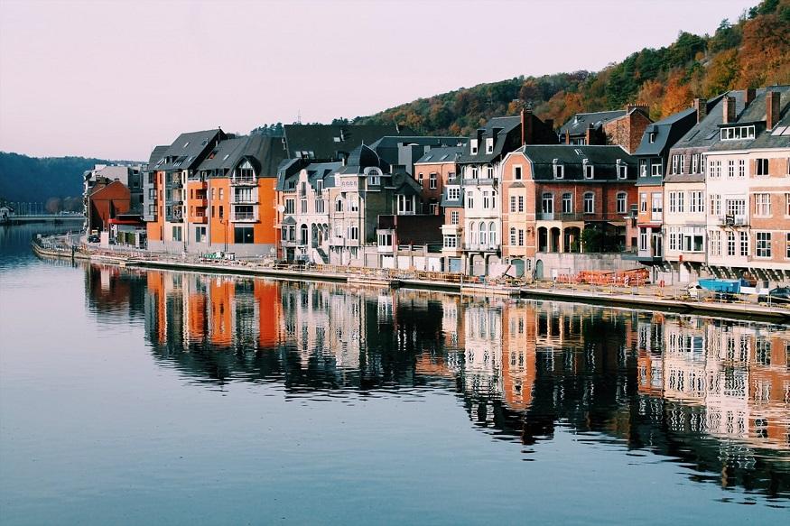 Sehenswürdigkeiten Belgien Dinant