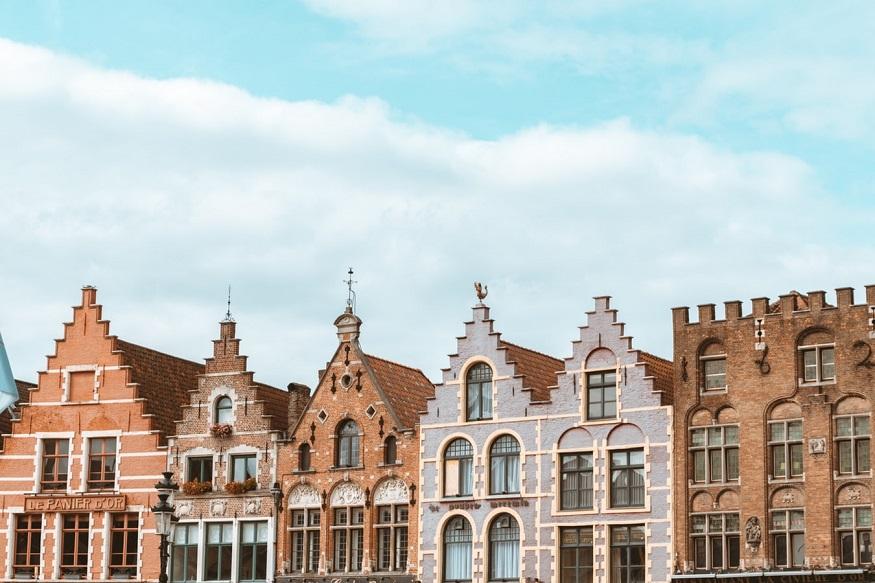 Sehenswürdigkeiten Belgien Gent