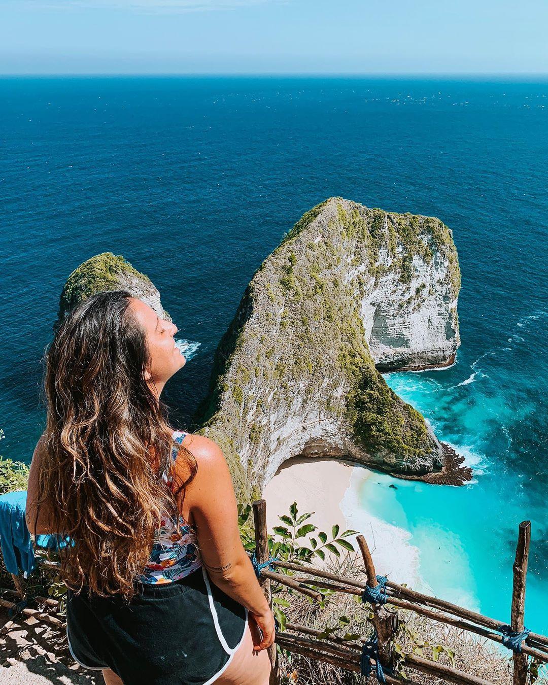 best backpacking destinations - Nusa Penida