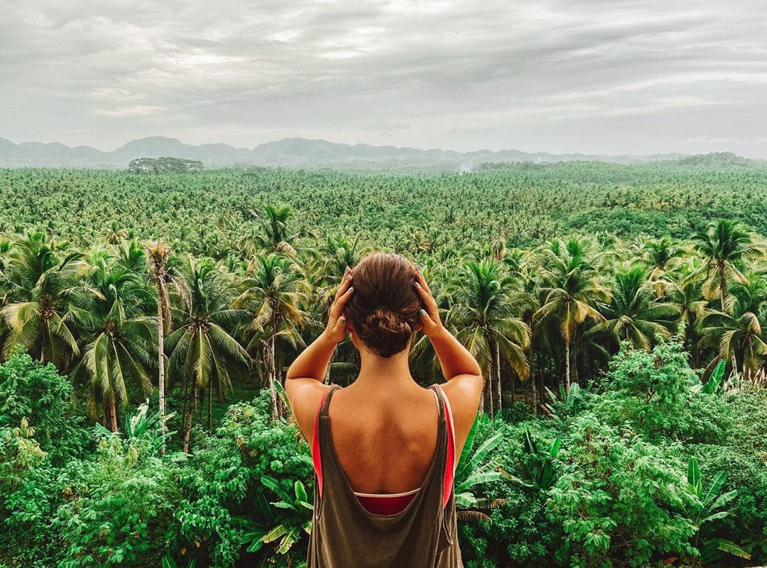 best backpacking destinations - Siargao Island