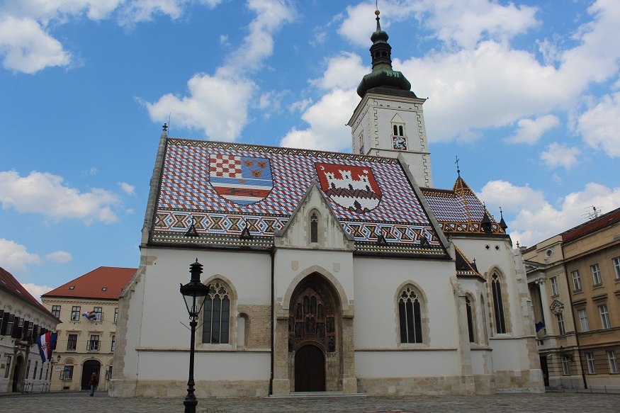 Visitare Zagabria - Chiesa di San Marco