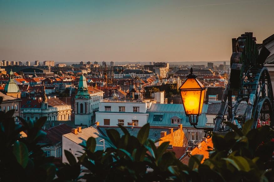 Zagabria cosa vedere - la città