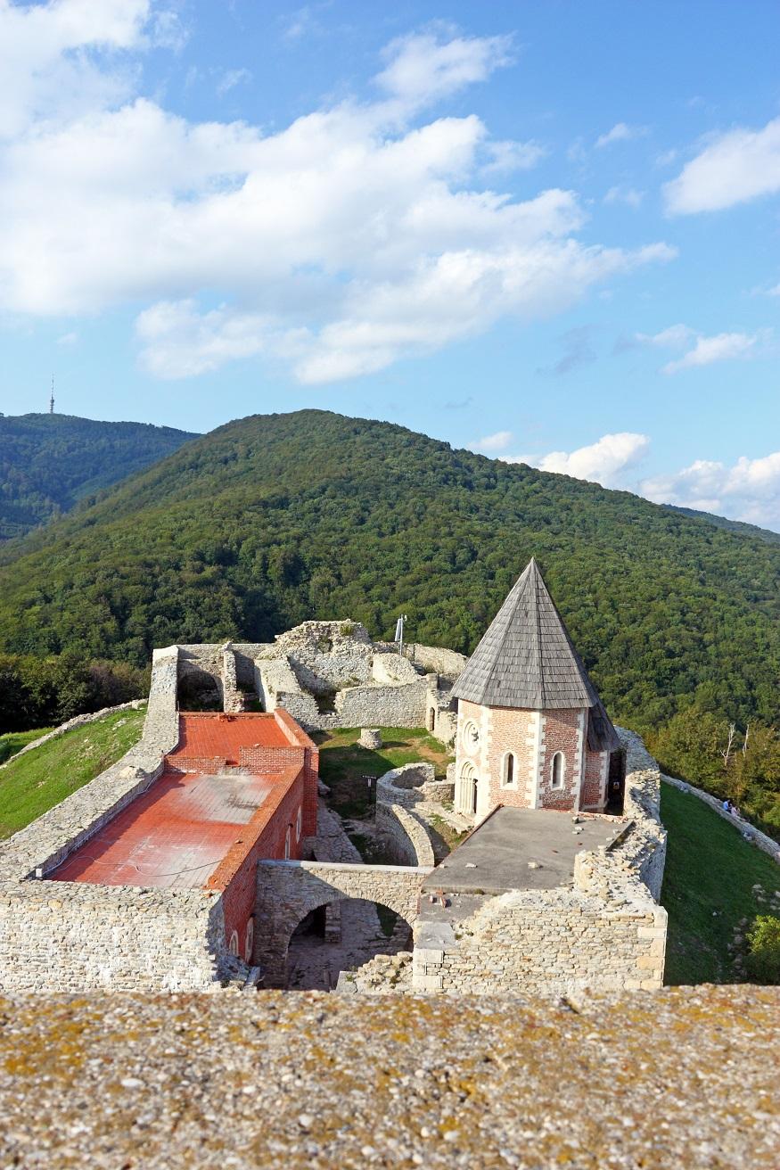 Visitare Zagabria - la montagna Medvednica