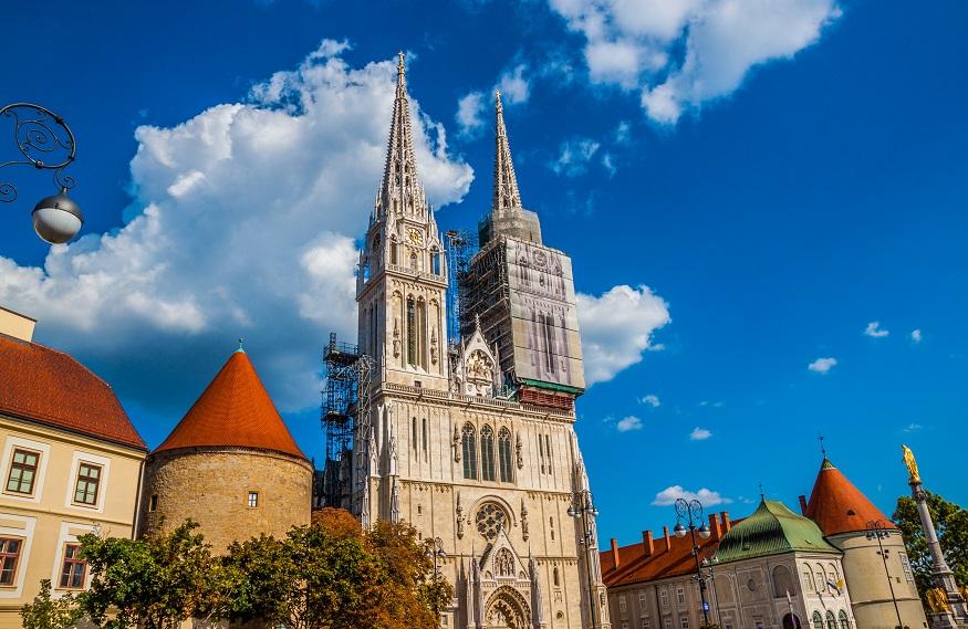 Visitare Zagabria - Cattedrale di Zagabria