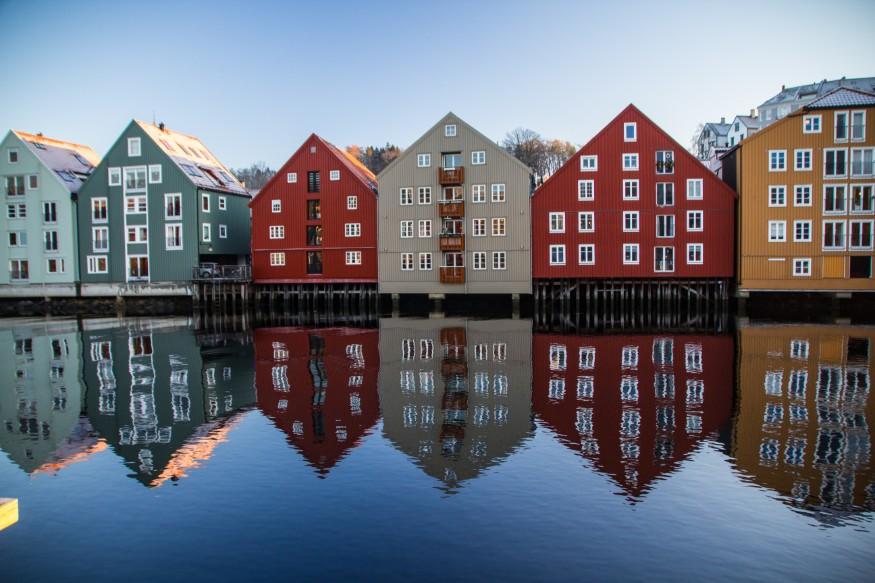 best backpacking destinations - Trondheim