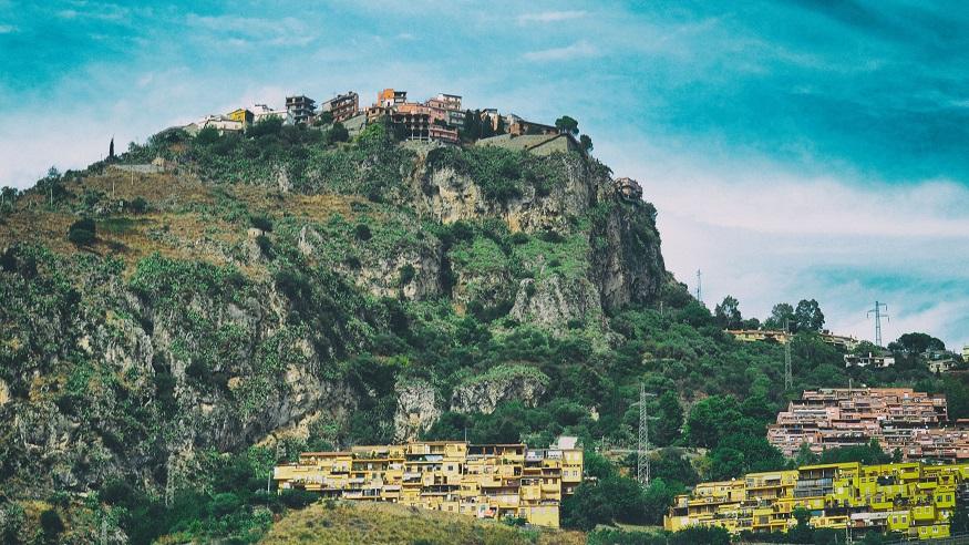 Sicilia cosa vedere - Castelmola