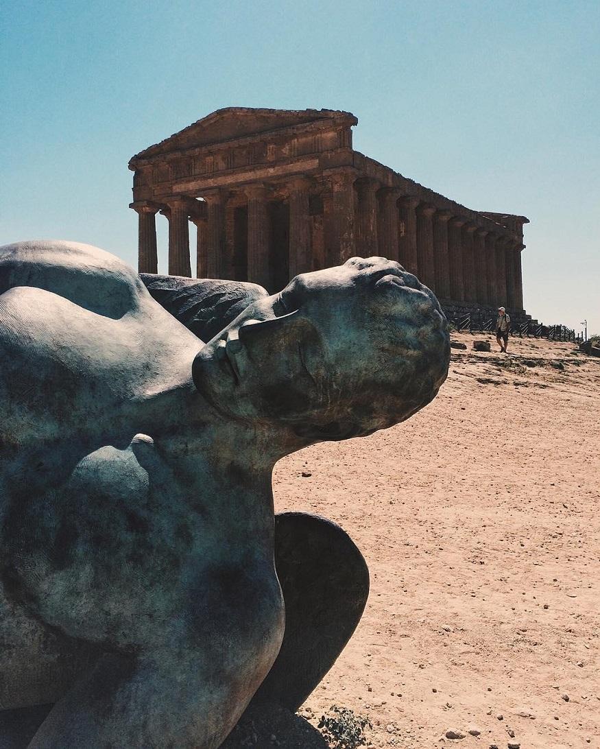 Cosa vedere in Sicilia - la Valle dei Templi