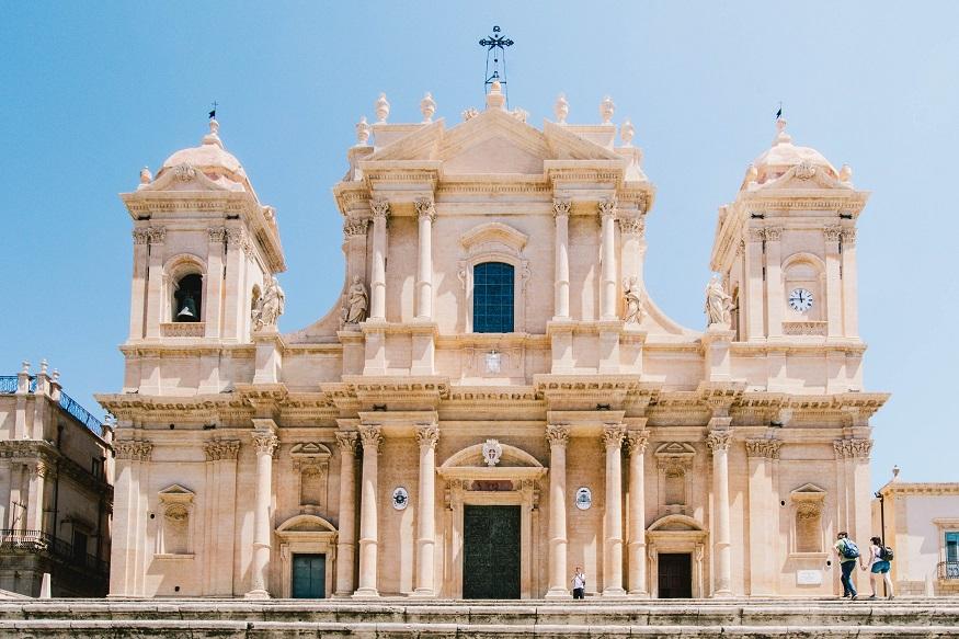 Cosa vedere in Sicilia - Chiesa di Montevergini