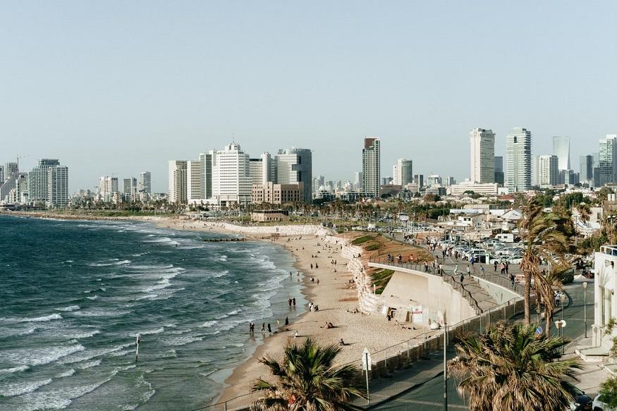 best backpacker parties, Beach Parties in Tel Aviv, Israel