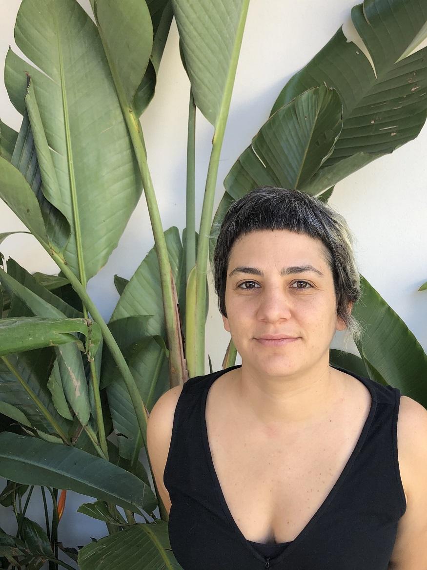 female hostel owners, Marina Moretti owner of Ô de Casa Hostel Bar - São Paulo, Brazil