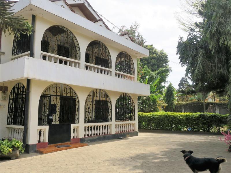 female hostel owners, Nyumbani Hostel