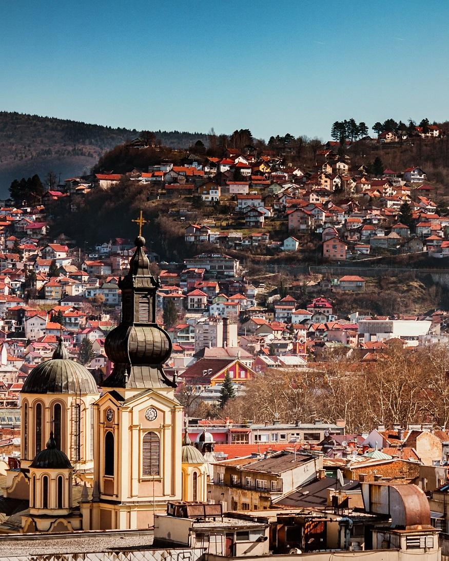 underrated european cities - Sarajevo -Bosnia and Herzegovina